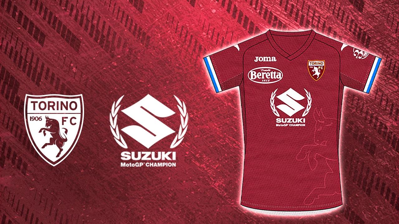Il Torino FC celebra la vittoria in MotoGP di Suzuki thumbnail