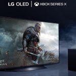 televisori LG OLED XBox Series