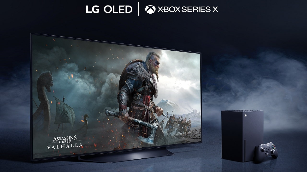 Una TV LG OLED e Xbox Series X, ricetta per la next gen thumbnail