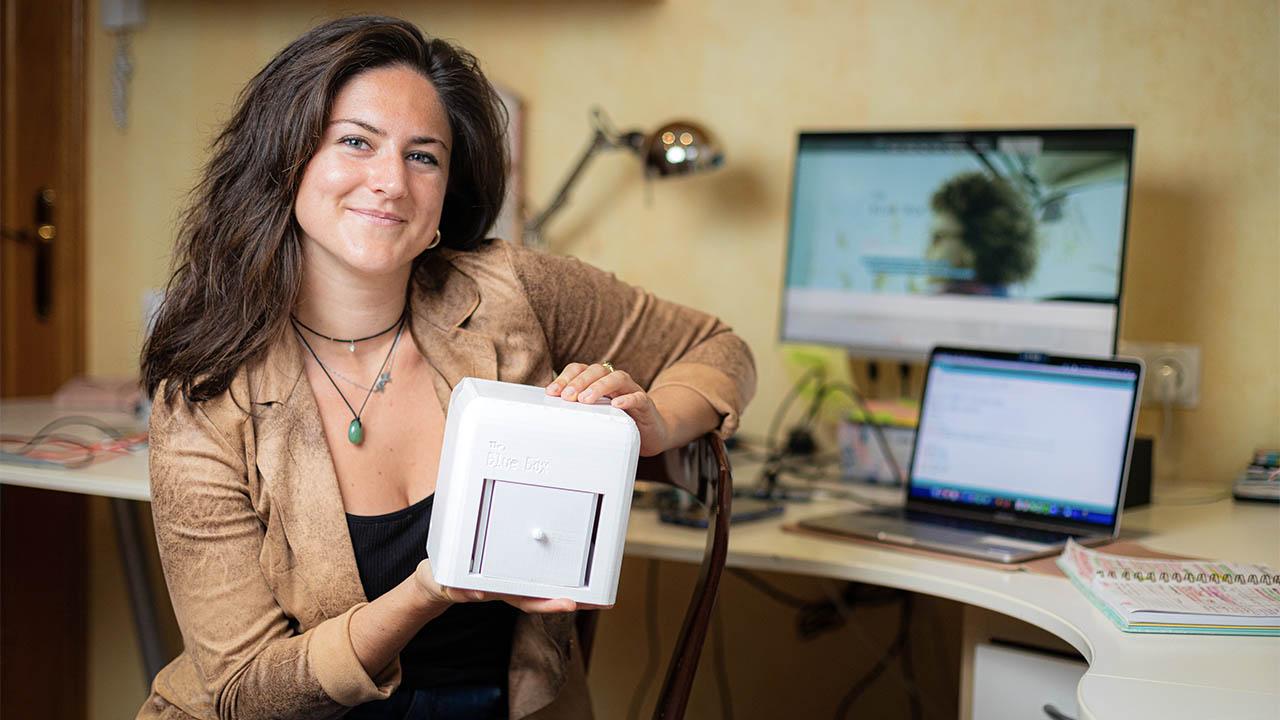 Blue Box è il progetto vincitore del James Dyson Award 2020 thumbnail