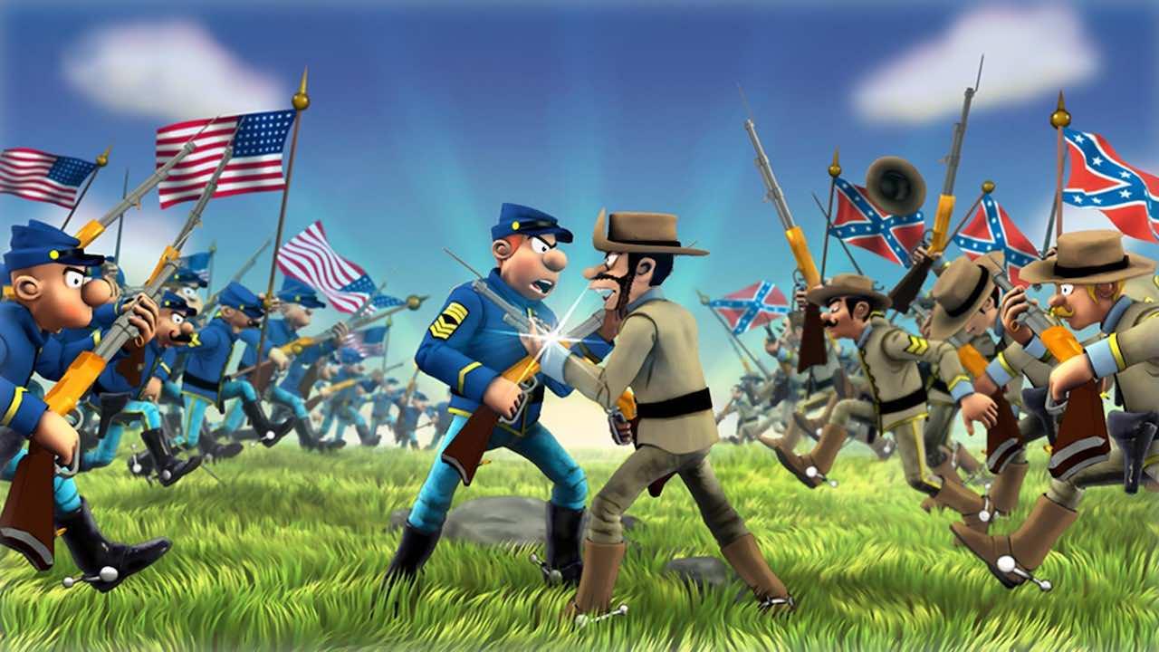 Il ritorno di The Bluecoats North & South, il pioniere dei giochi strategici thumbnail