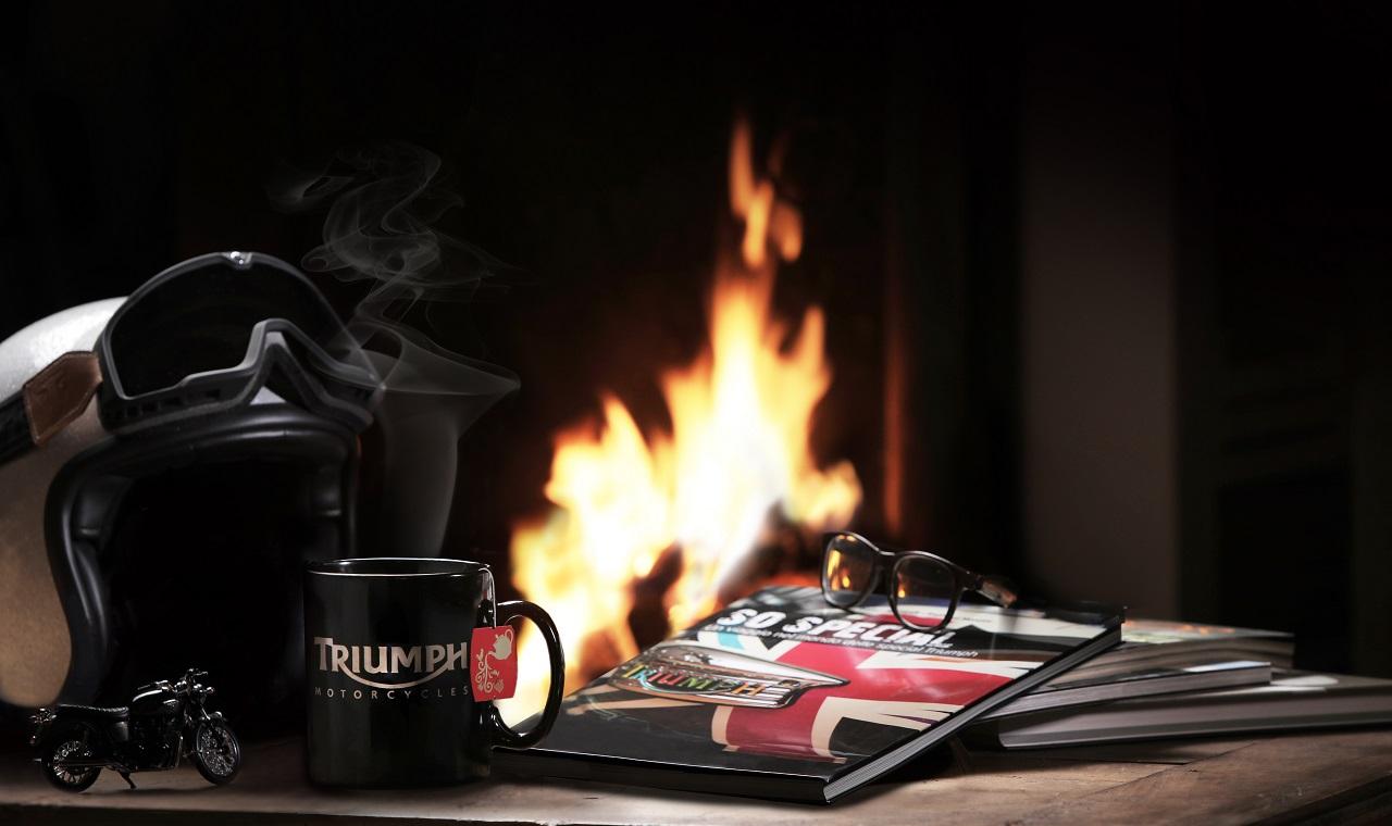 Triumph lancia il nuovo servizio Easy Winter per la manutenzione thumbnail