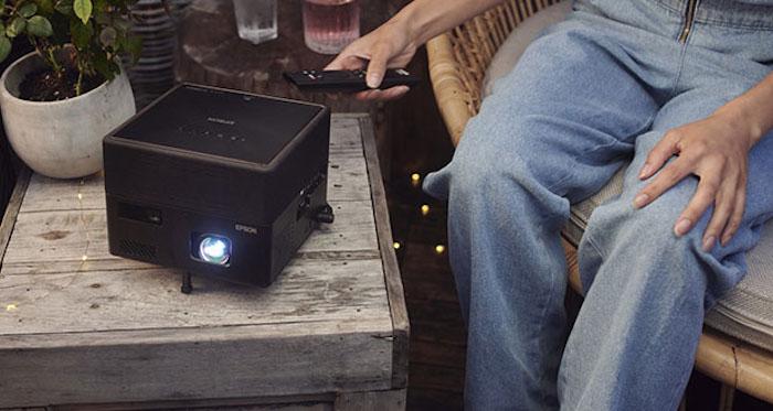 EpiqVision, i nuovi videoproiettori per la casa targati Epson thumbnail