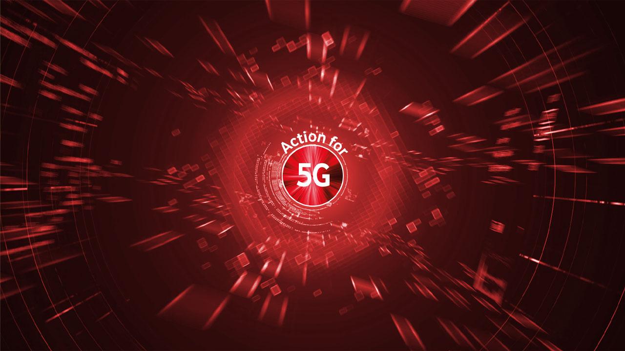 Vodafone inizia la sperimentazione 5G a Genova thumbnail