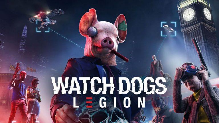 watch dogs legion recensione