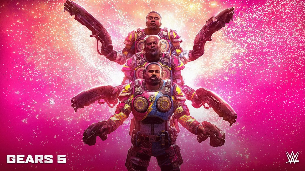 The New Day di WWE incontra Gears 5 thumbnail