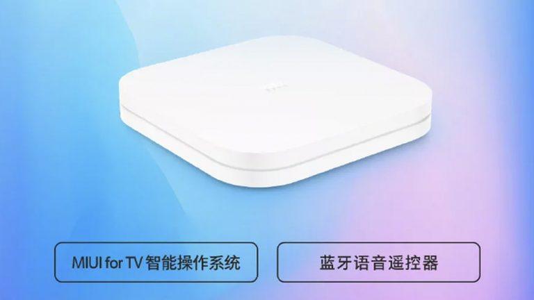 xiaomi tv box mi box 4s pro