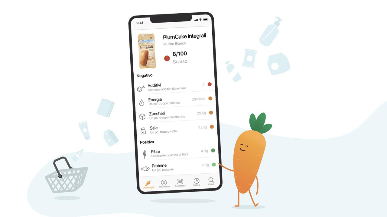 Yuka, l'app che misura l'impatto sulla salute dei prodotti che utilizziamo thumbnail