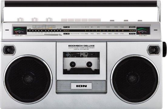 dispositivi musicali boombox