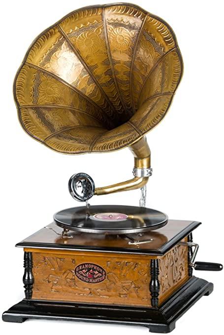 dispositivi musicali grammofono