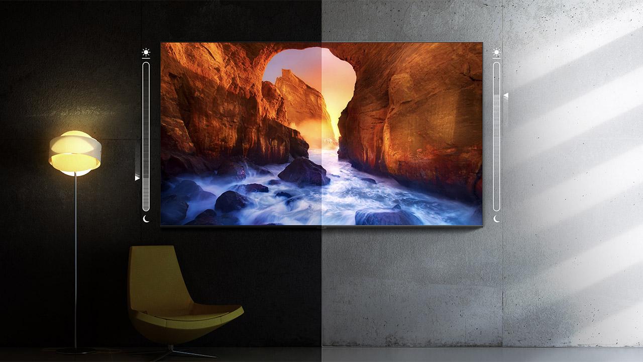 Adaptive Picture tv 8k samsung