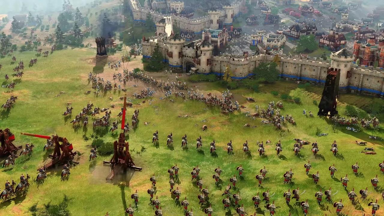 Lo sviluppo di Age of Empires 4 procede al meglio, ecco la conferma thumbnail