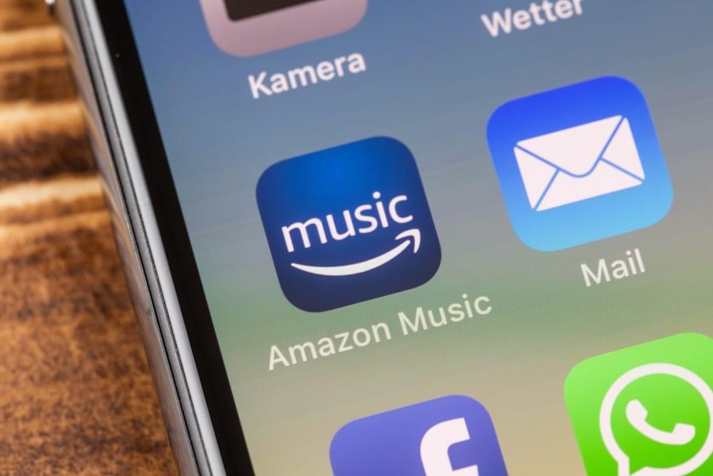 Amazon Music Unlimited ora permette di riprodurre video musicali thumbnail