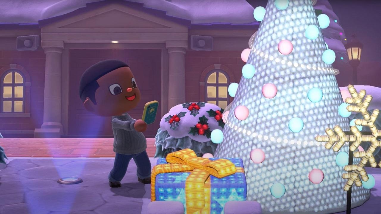 Animal-Crossing-Evento-di-Natale-lo-fi-Tech-Princess