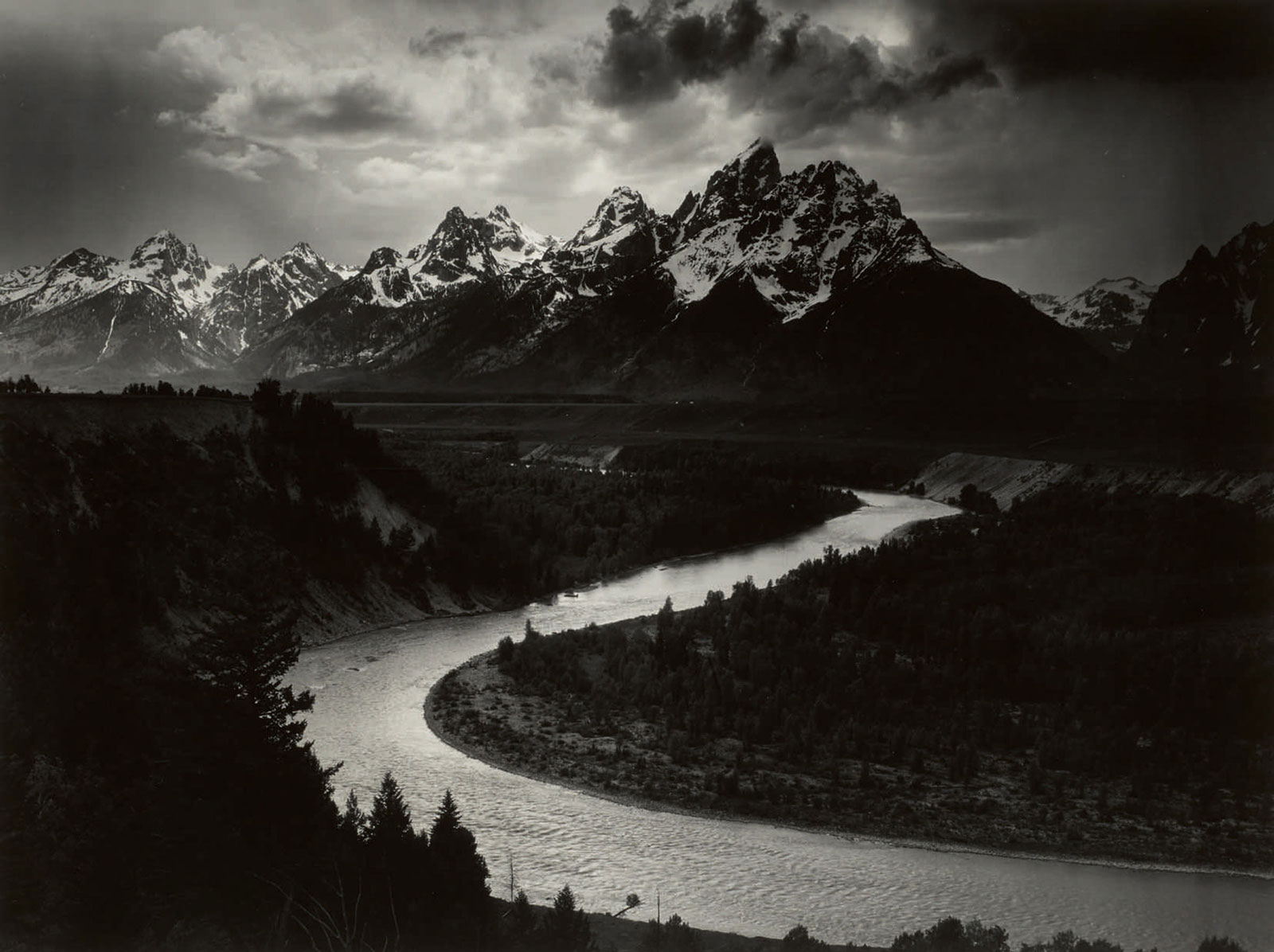 L'iconica fotografia di Ansel Adams venduta per 1 milione di dollari thumbnail