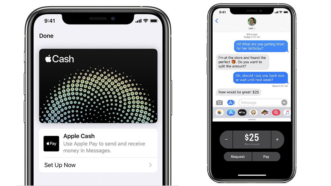 Apple Cash stati uniti
