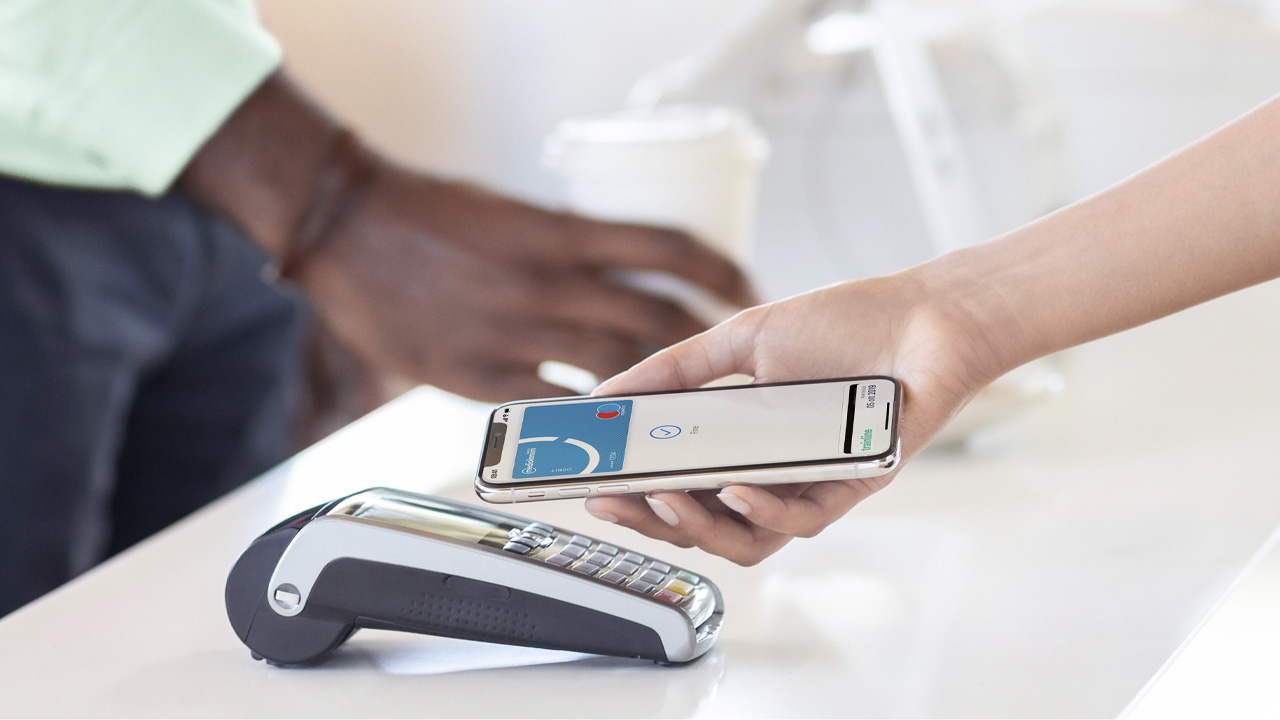 Apple Pay pagamenti contactless nfc pos