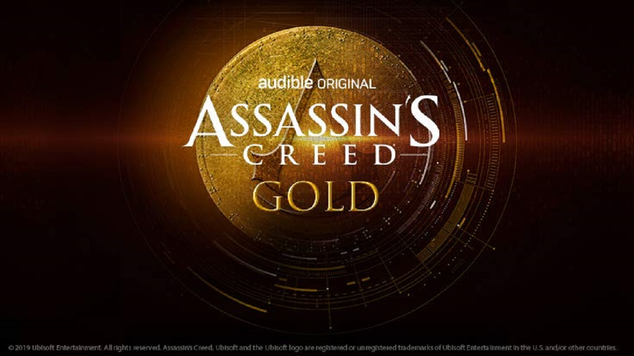 Assassin's Creed Gold è disponibile in lingua italiana su Audible.it thumbnail