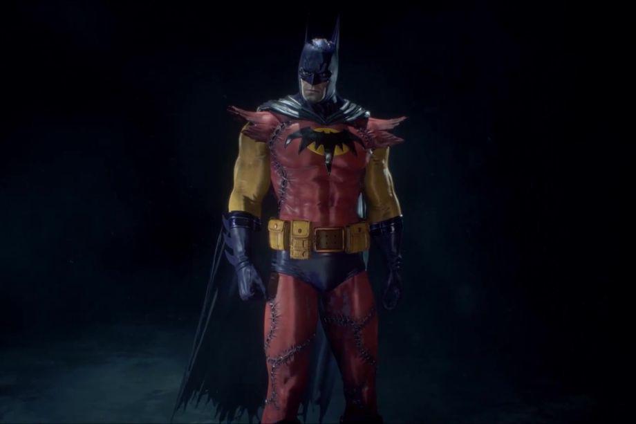 Batman: Arkham Knight, arrivano (finalmente) nuovi costumi thumbnail