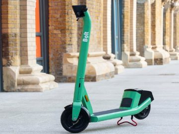 Bolt scooter elettrico-min