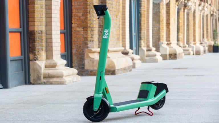 Bolt scooter elettrico-min