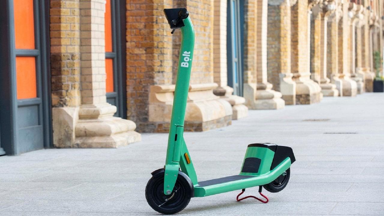 Bolt svela il suo scooter elettrico di quarta generazione thumbnail