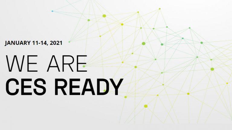 CES 2021 All-digital copertina