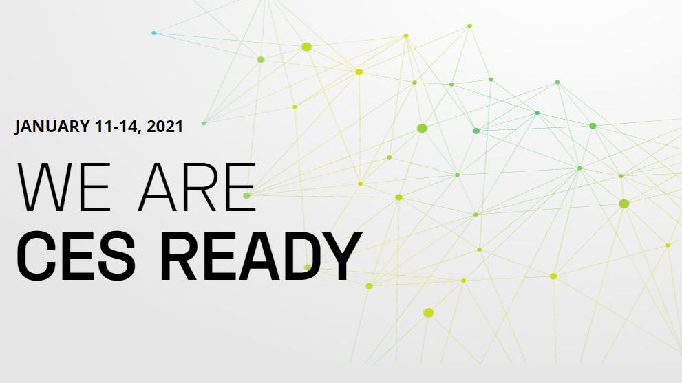 È tutto pronto per CES 2021 thumbnail