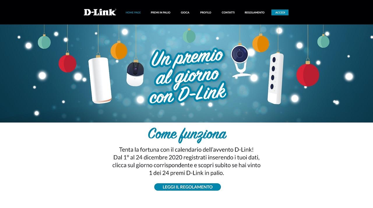 D-Link lancia un concorso per il calendario dell'avvento thumbnail