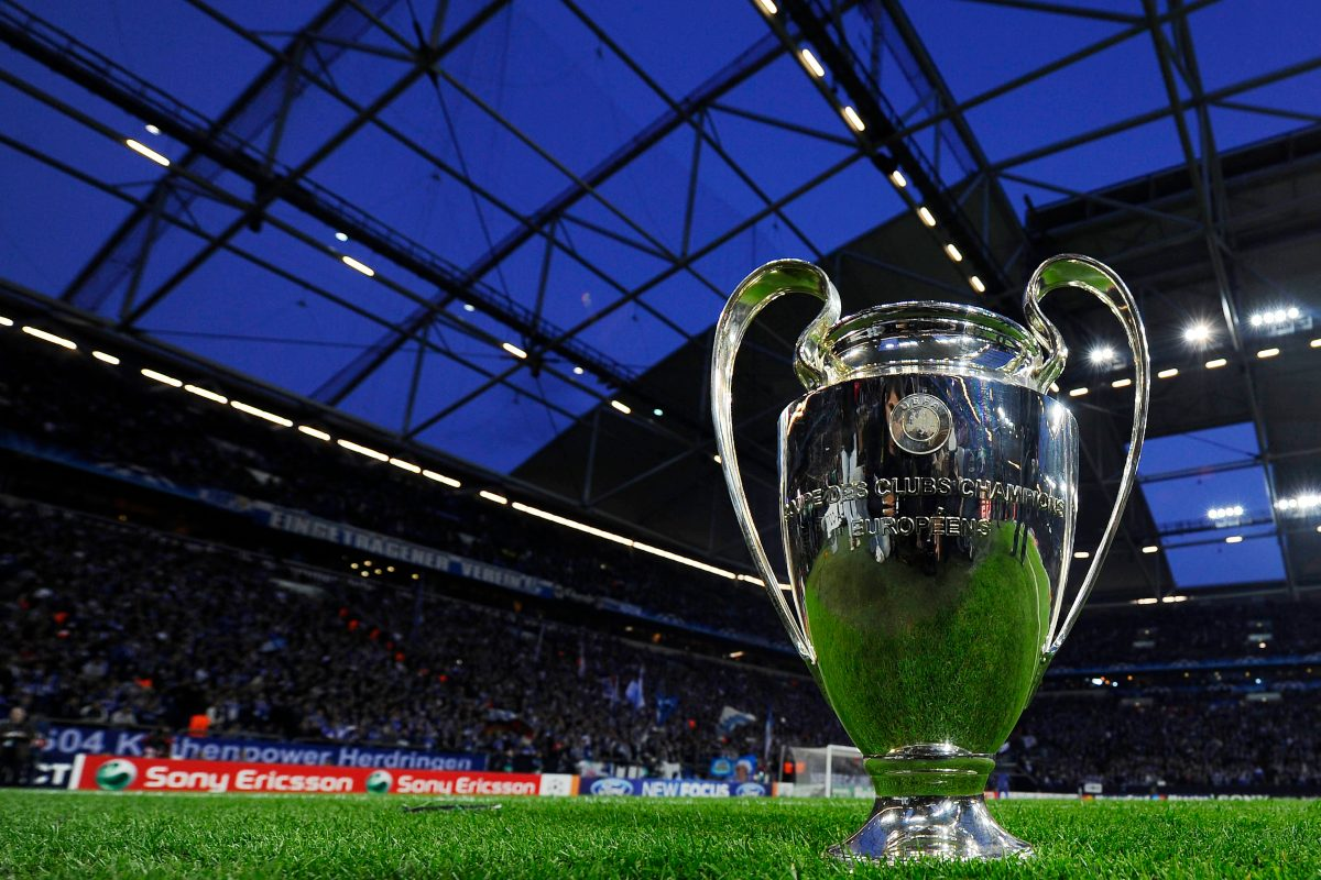 Champions League calcio in streaming