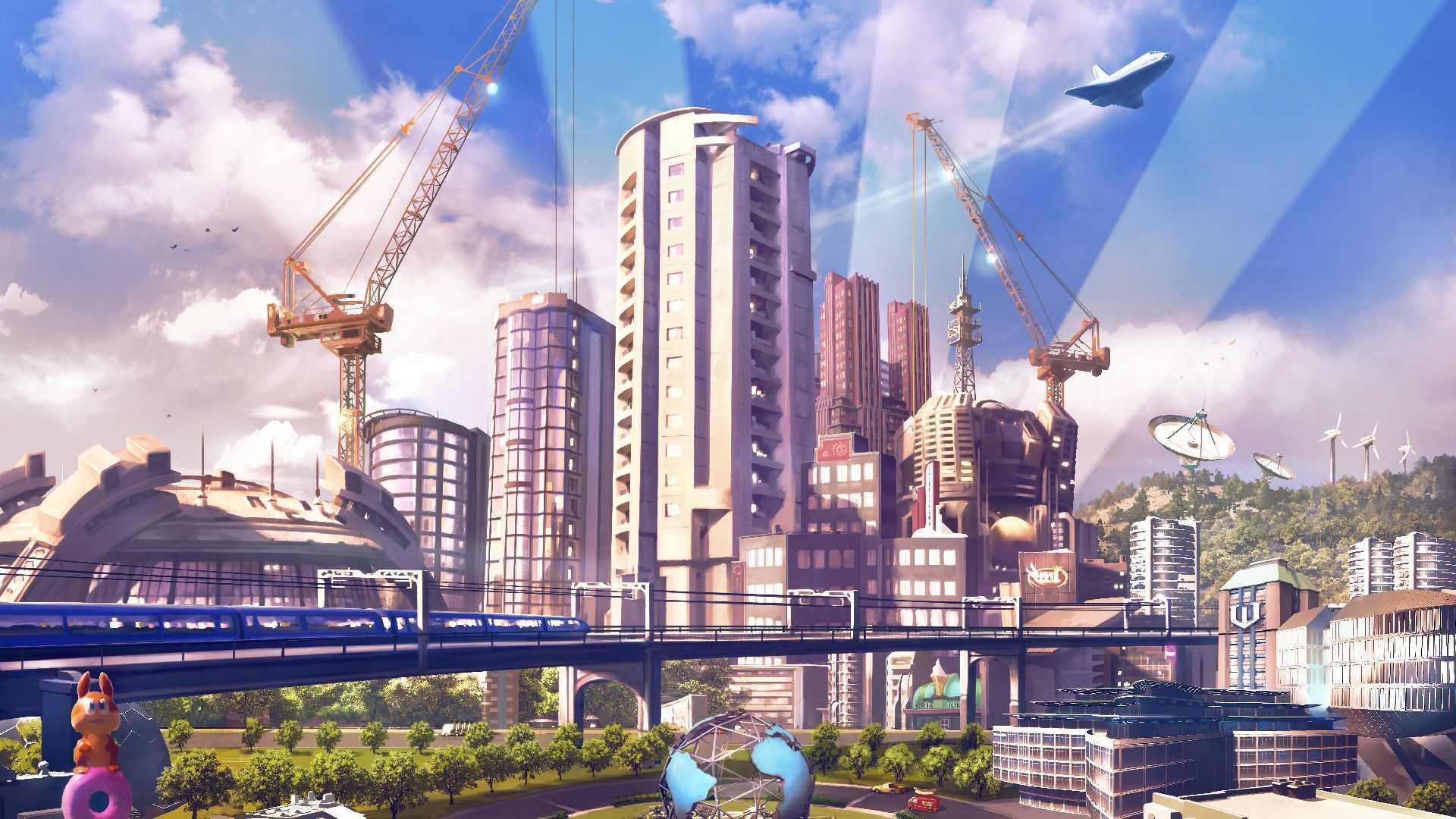Epic Game regala gratis Cities: Skylines thumbnail