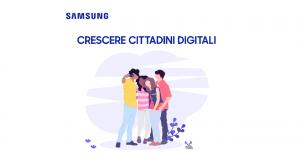 Samsung presenta il progetto Crescere Cittadini Digitali  Il progetto si rivolge ai giovani studenti italiani