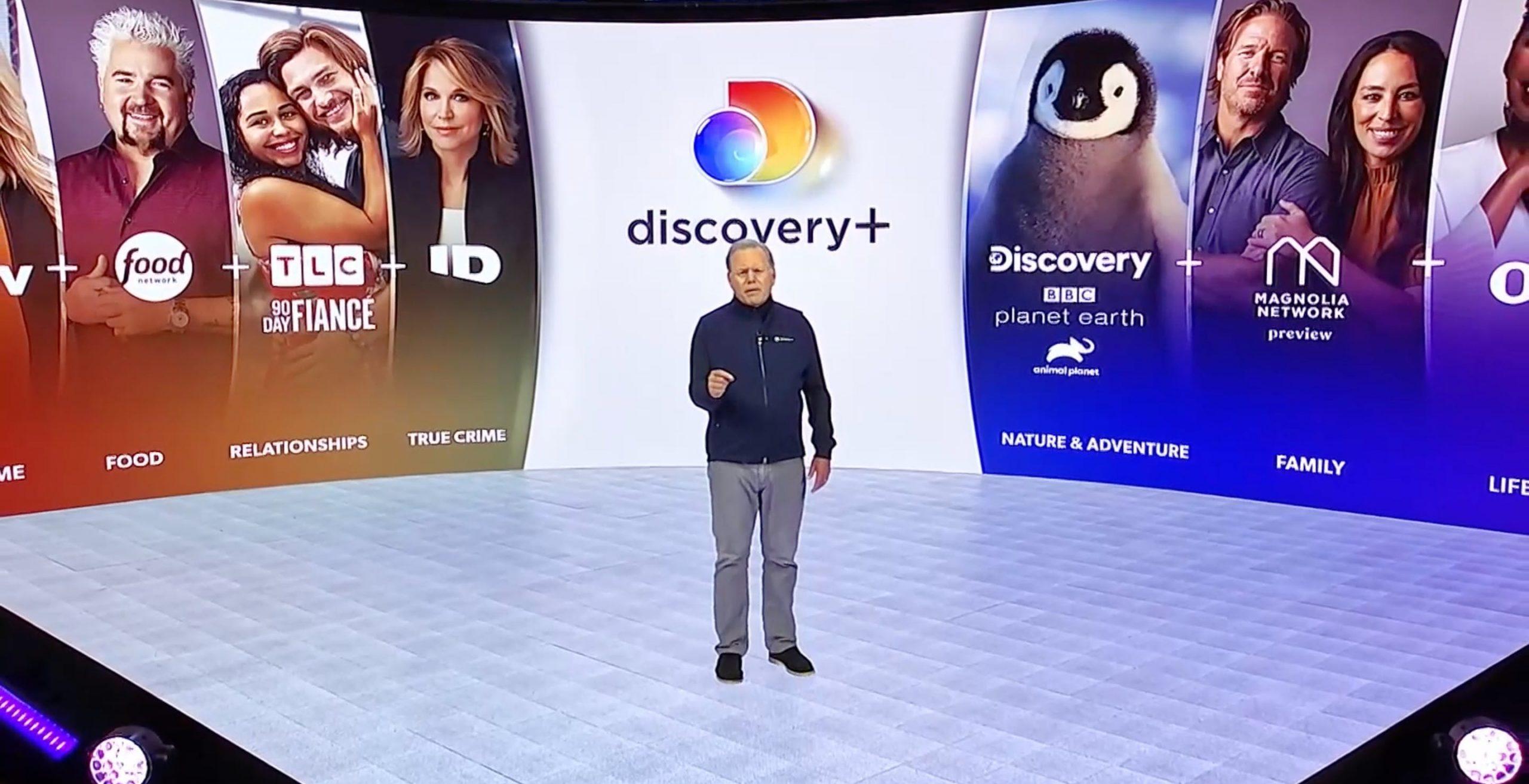 Discovery-streaming-Tech-Princess