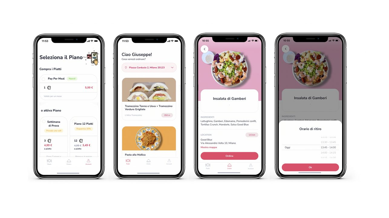 Eat & Joy presenta Pay Per Meal thumbnail