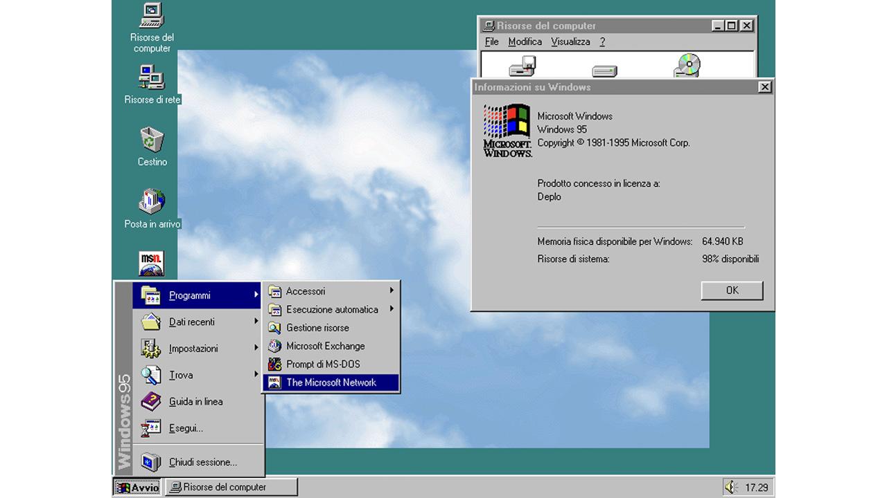 Eric Engstrom directx windows 95