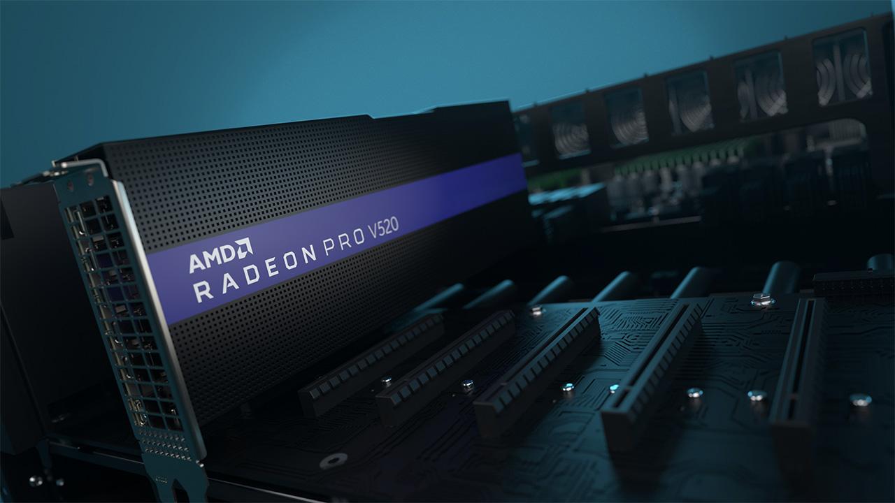 I processori AMD EPYC e le GPU Radeon Pro alimentano la nuova istanza di Amazon Web Services thumbnail