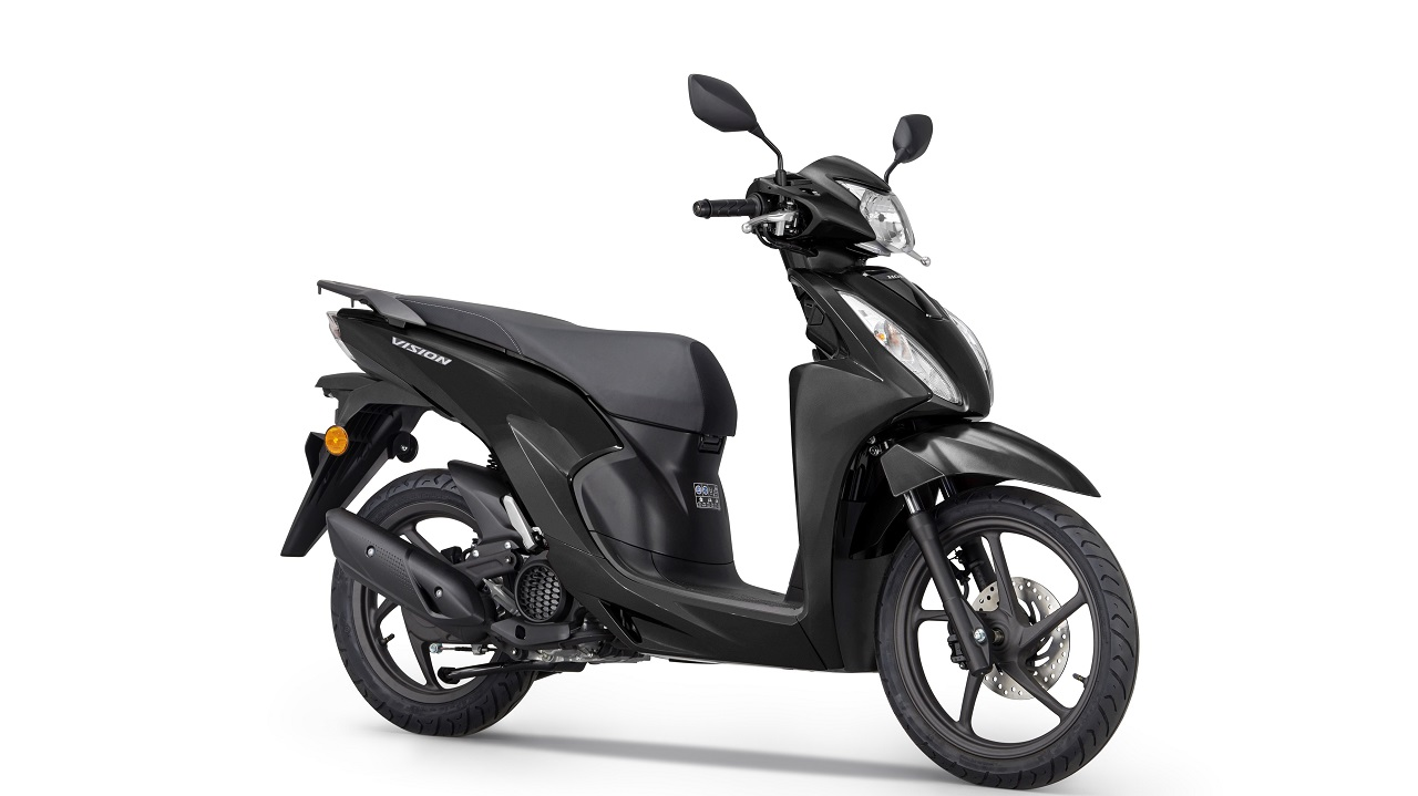 Honda presenta il nuovo Vision 110 MY 2021 thumbnail