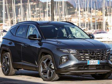 Hyundai tucson 2021 copertina