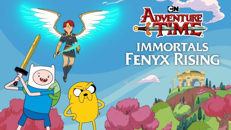 Immortals-Fenyx-Rising-Adventure-Time-Tech-Princess