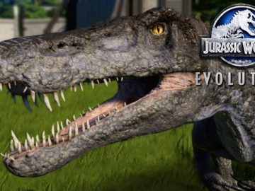 Jurassic World Evolution gratis