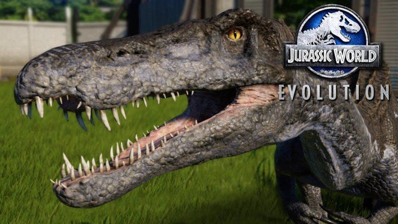 Jurassic World Evolution gratis su Epic Games Store thumbnail