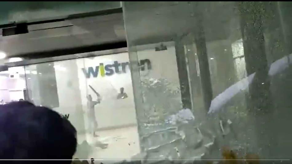 Lavoratori in sciopero saccheggiano una fabbrica di iPhone in India thumbnail