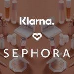 Klarna Sephora