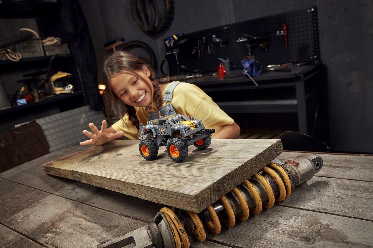 LEGO Technic presenta i Monster Jam thumbnail