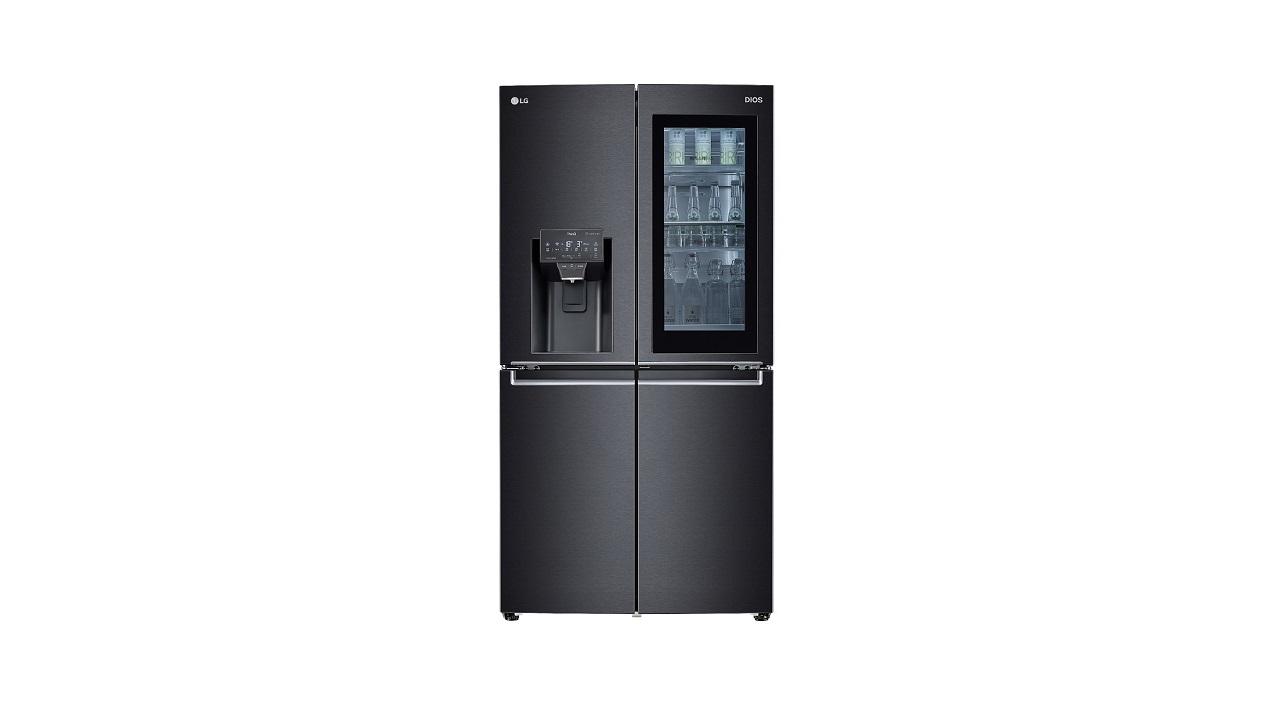 LG presenterà al CES 2021 i nuovi frigoriferi InstaView thumbnail