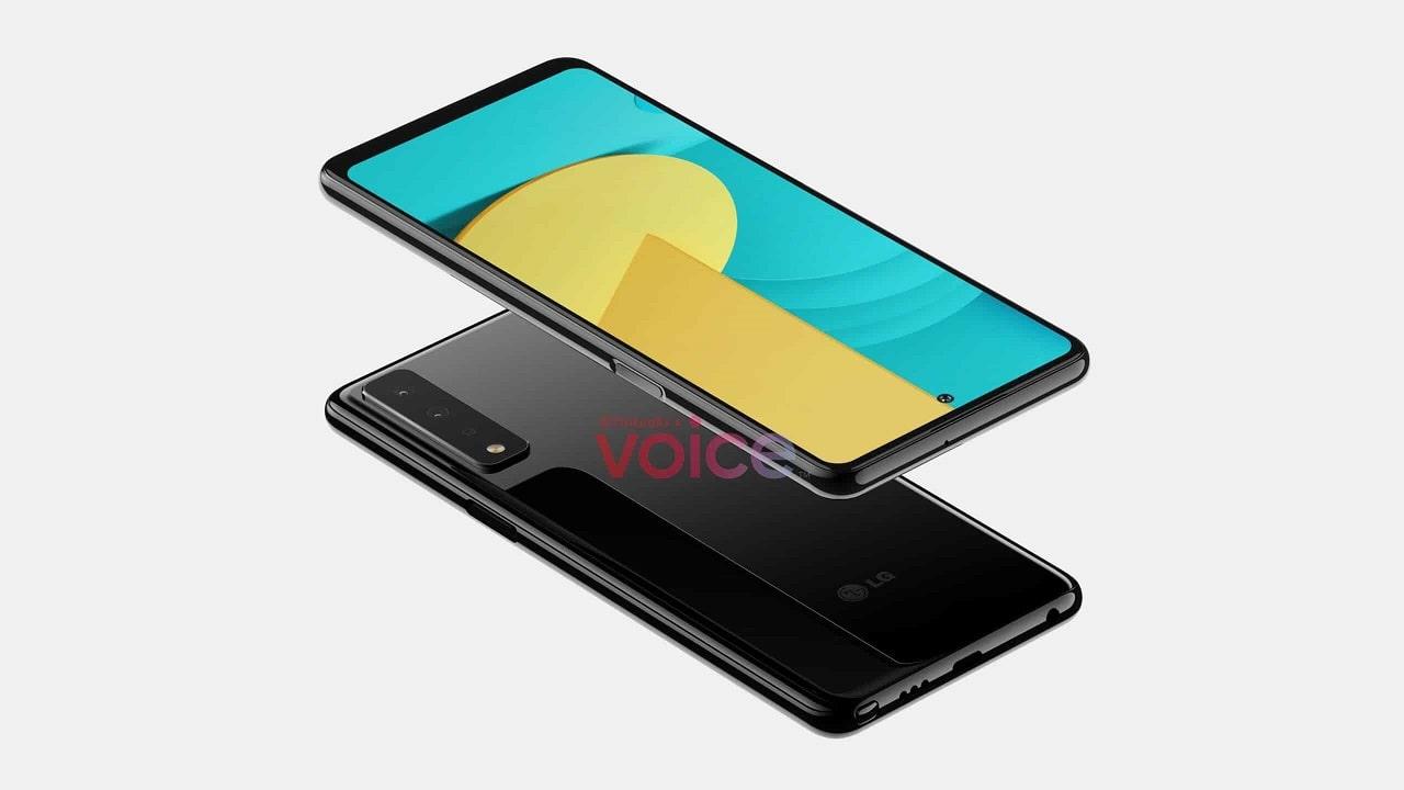 Il design di LG Stylo 7 5G svelato in alcune immagini trapelate thumbnail