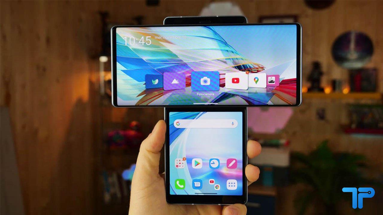 La recensione di LG Wing: lo smartphone a T convince thumbnail