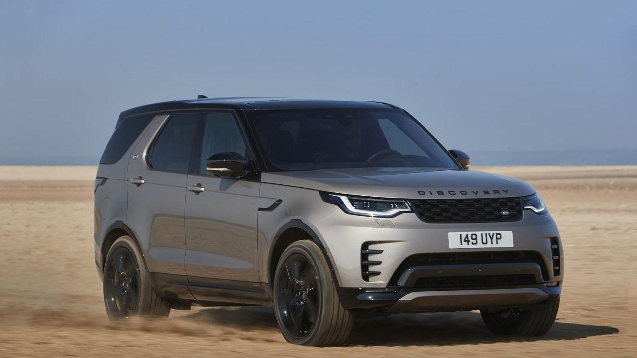 Land Rover Discovery si aggiorna con più tecnologia thumbnail