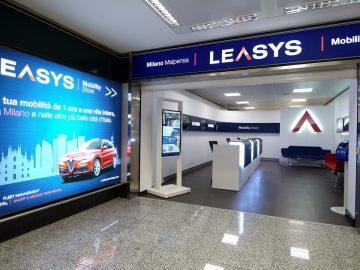 Leasys noleggio auto