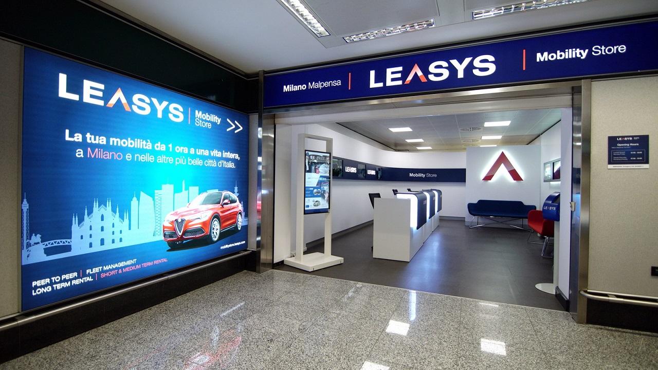 Leasys lancia un nuovo portale per il noleggio auto thumbnail